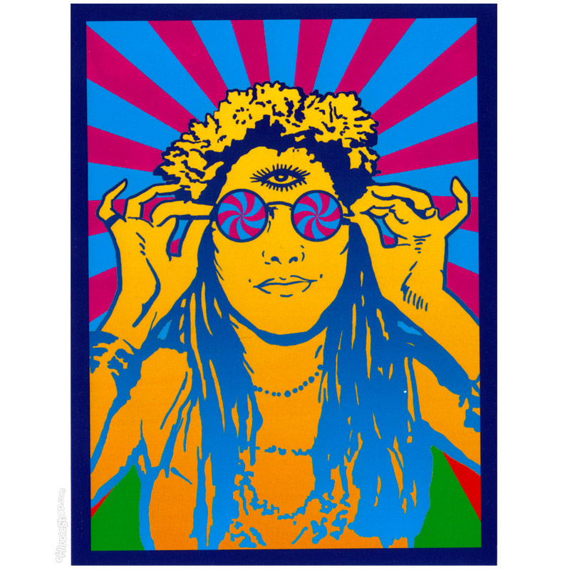 Hippie Chick (image from www.hippieshop.com)