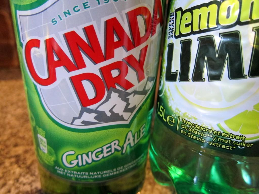 Lemon Lime Soda Sorbet Recipe — Dishmaps