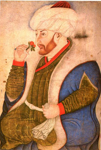 Sultan Mehmet the Conquerer