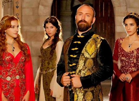 'Magnificent Century' (or 'Muhteşem Yüzyıl' in Turkish) is a (regionally) extremely popular Turkish TV-series about Sultan Suleyman the Magnificent, where a lot of the action takes place in the Topkapi palace.